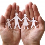 Hands-with-Paper-Doll-Family