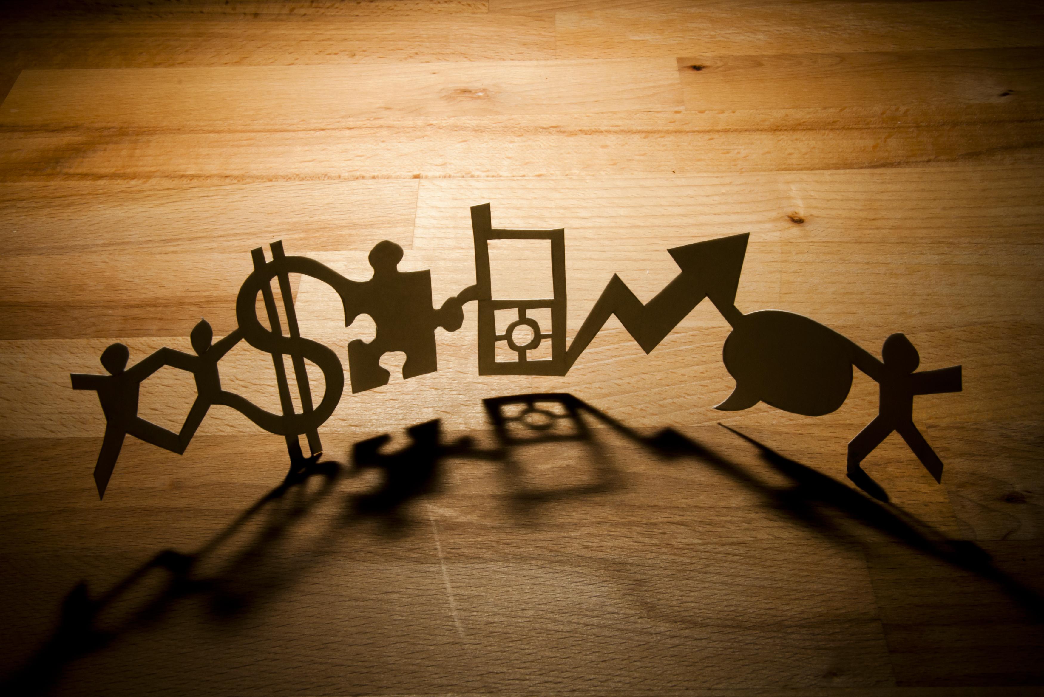 Business Cutouts