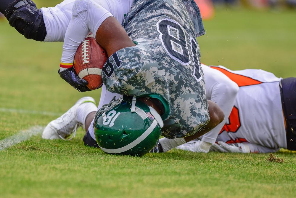 Football Injury Sports Law