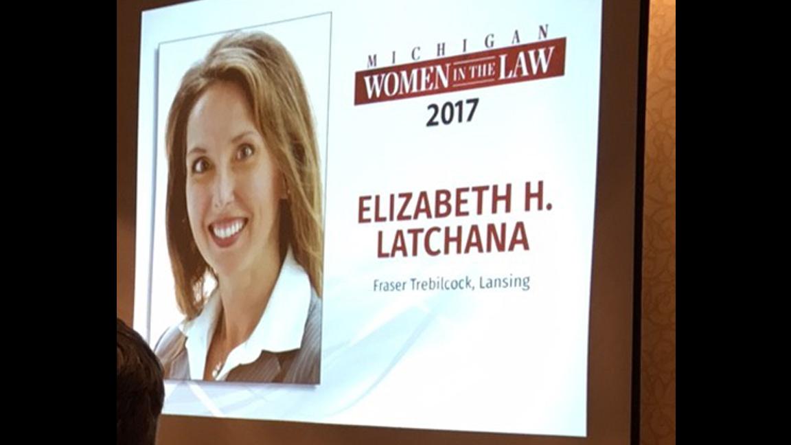 Class of 2017 Women in the Law