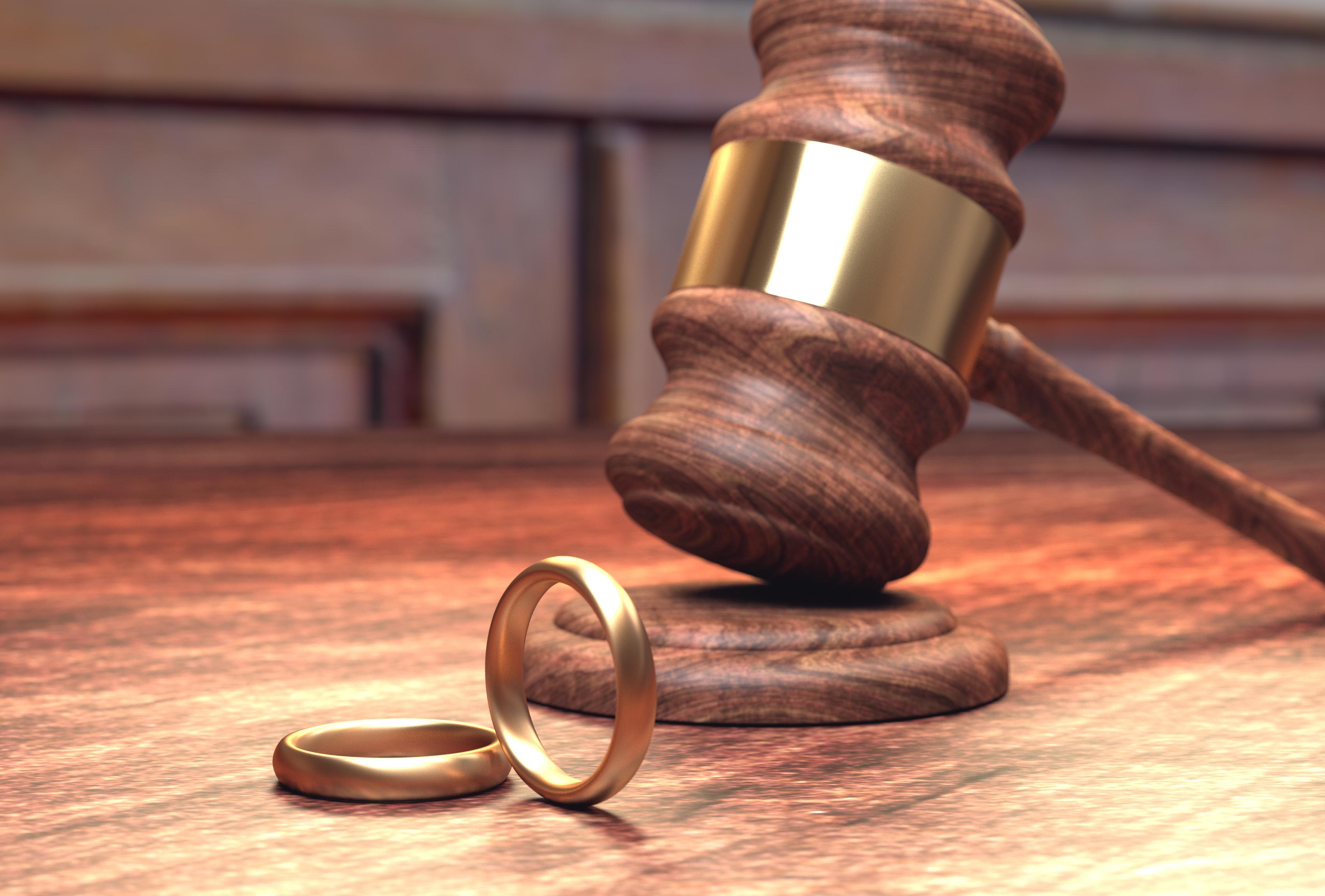 Divorce, Marriage, Law