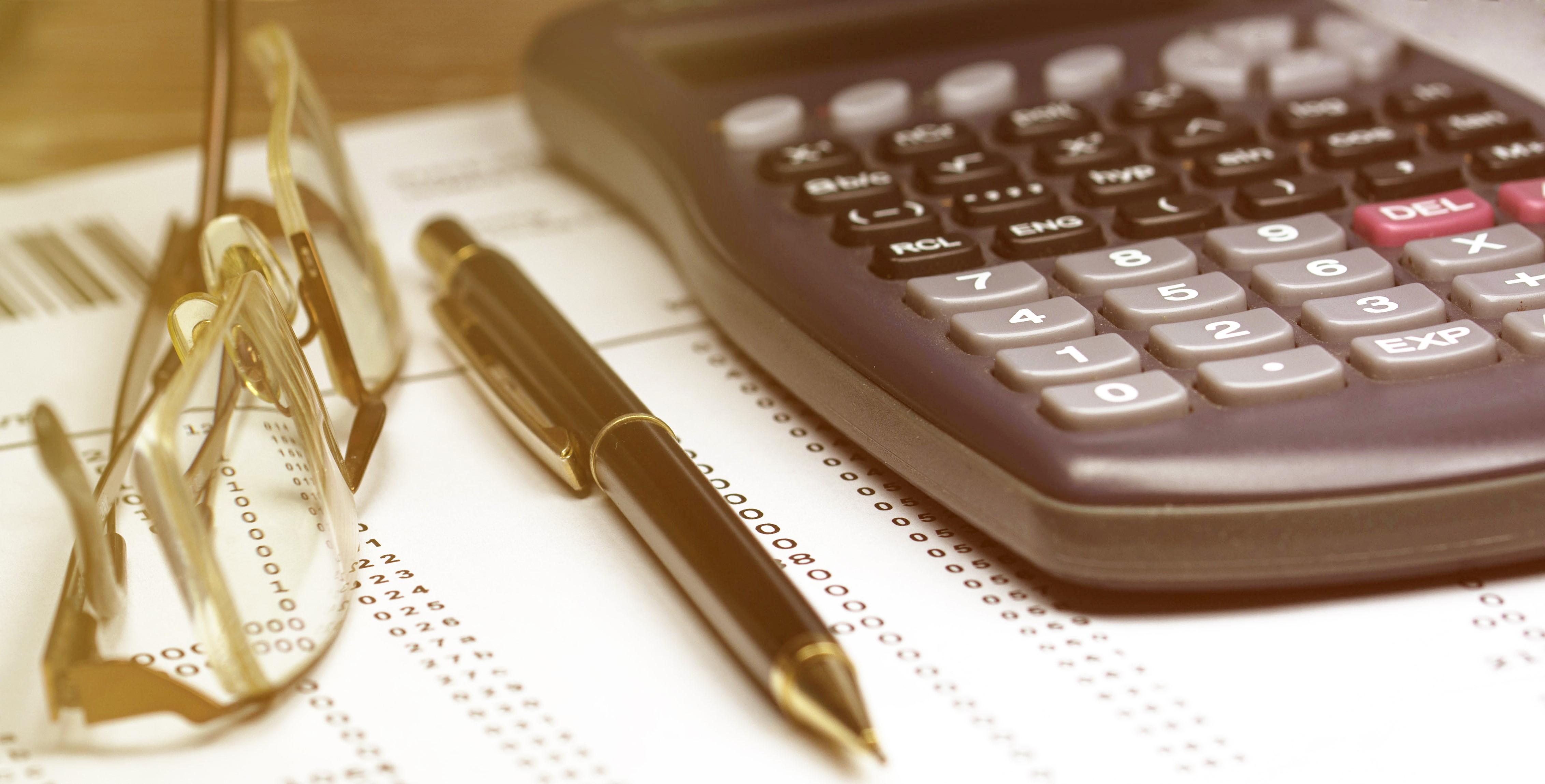 calculator business